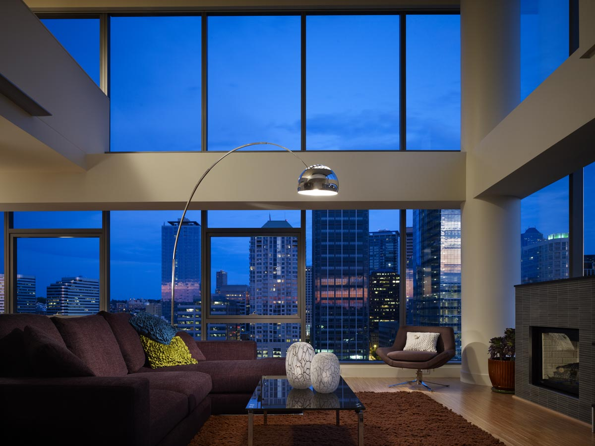 Maximizing on outdoor living for new york luxury for Condo for sale nyc