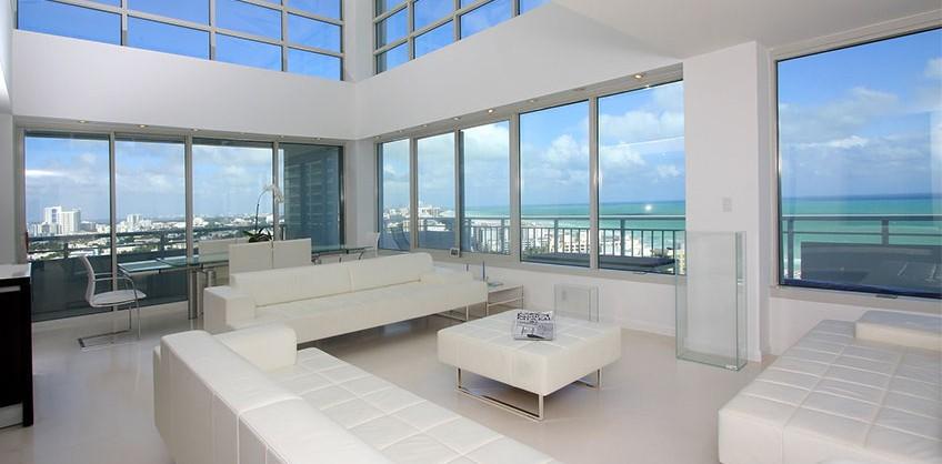 Million Dollar Living Room