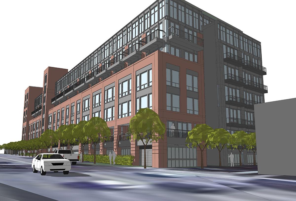 618 South Main Street Ann Arbor Apartments