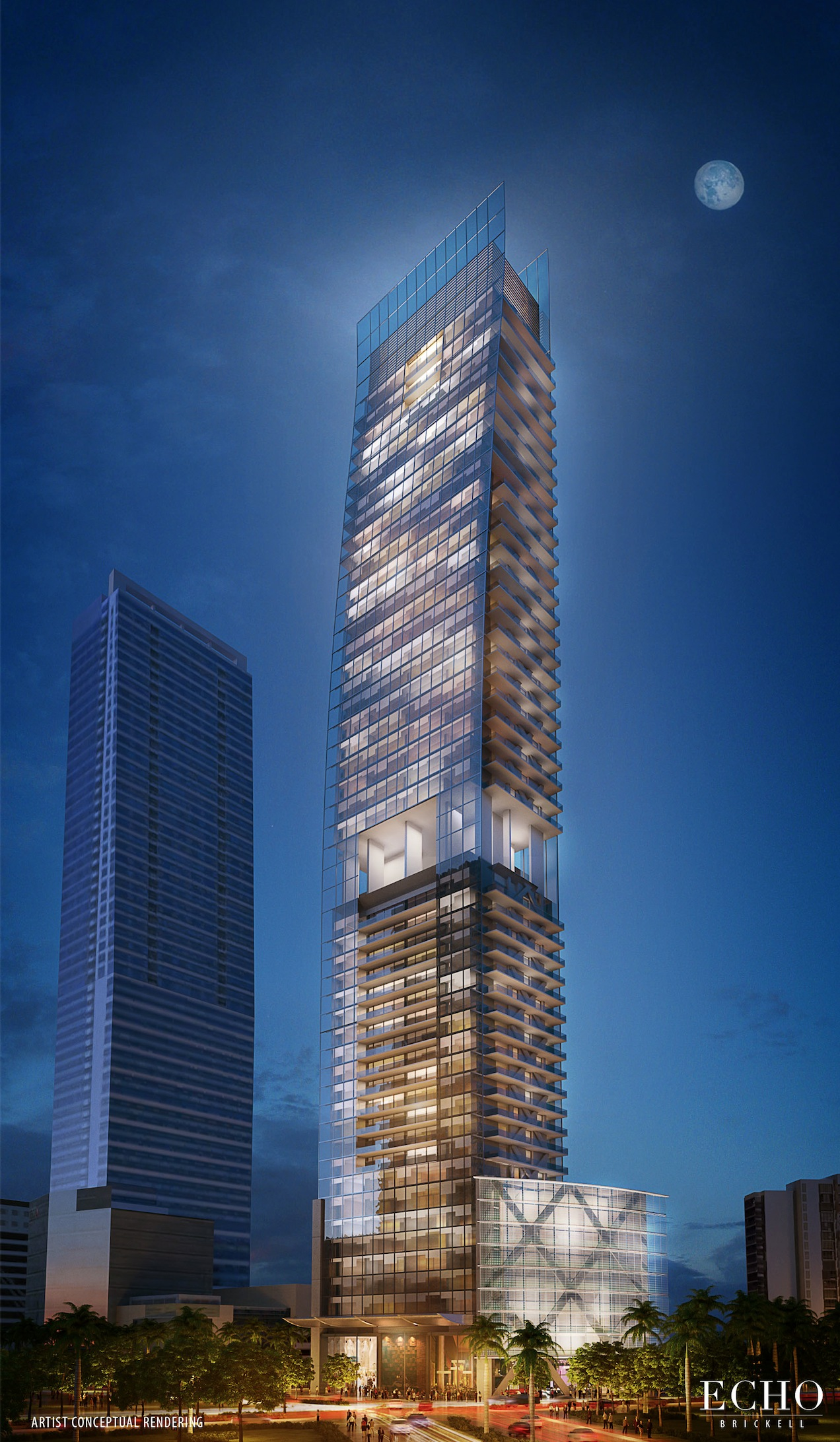 Echo Brickell Taking Miami To New Heights In 2016 Condo