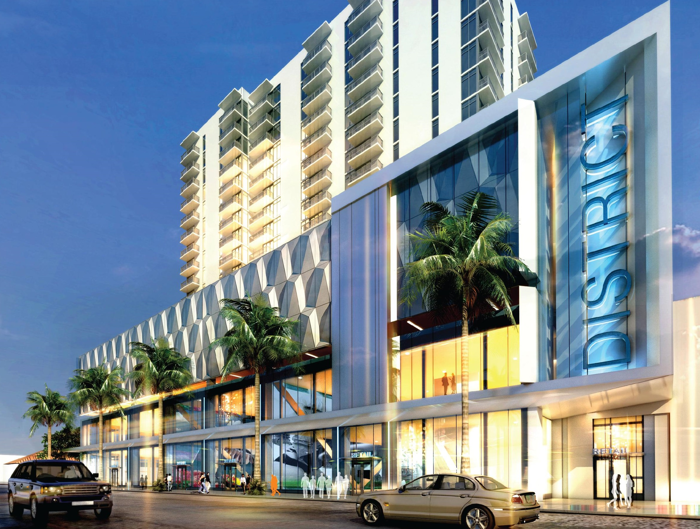 Miami S New Design District Offers Exciting Lifestyle
